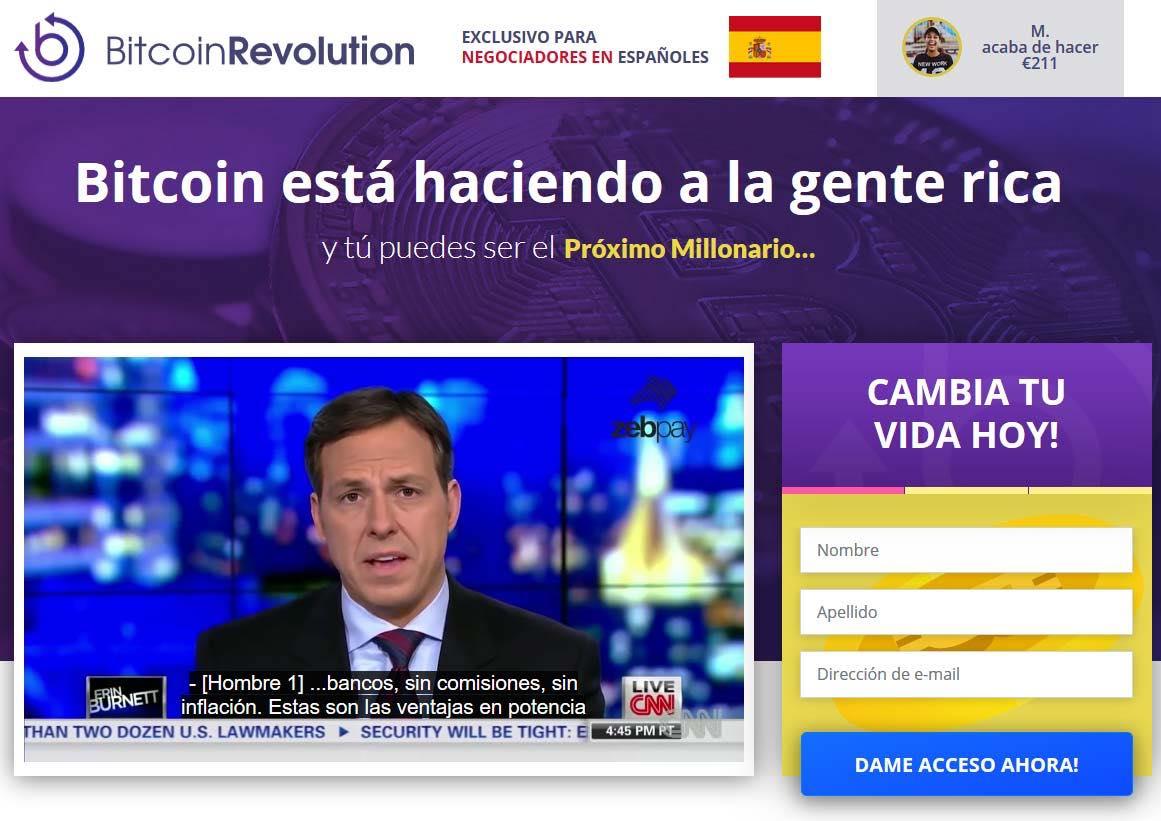 Bitcoin Revoluton