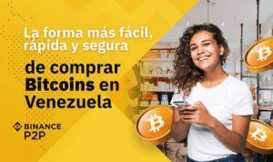 dónde comprar criptomonedas en Venezuela
