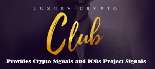 luxuryxryptoclub señales trading
