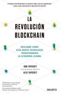 libro sobre blockchain exito