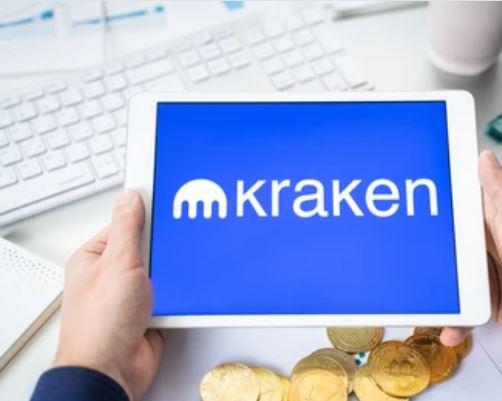 kraken app trading