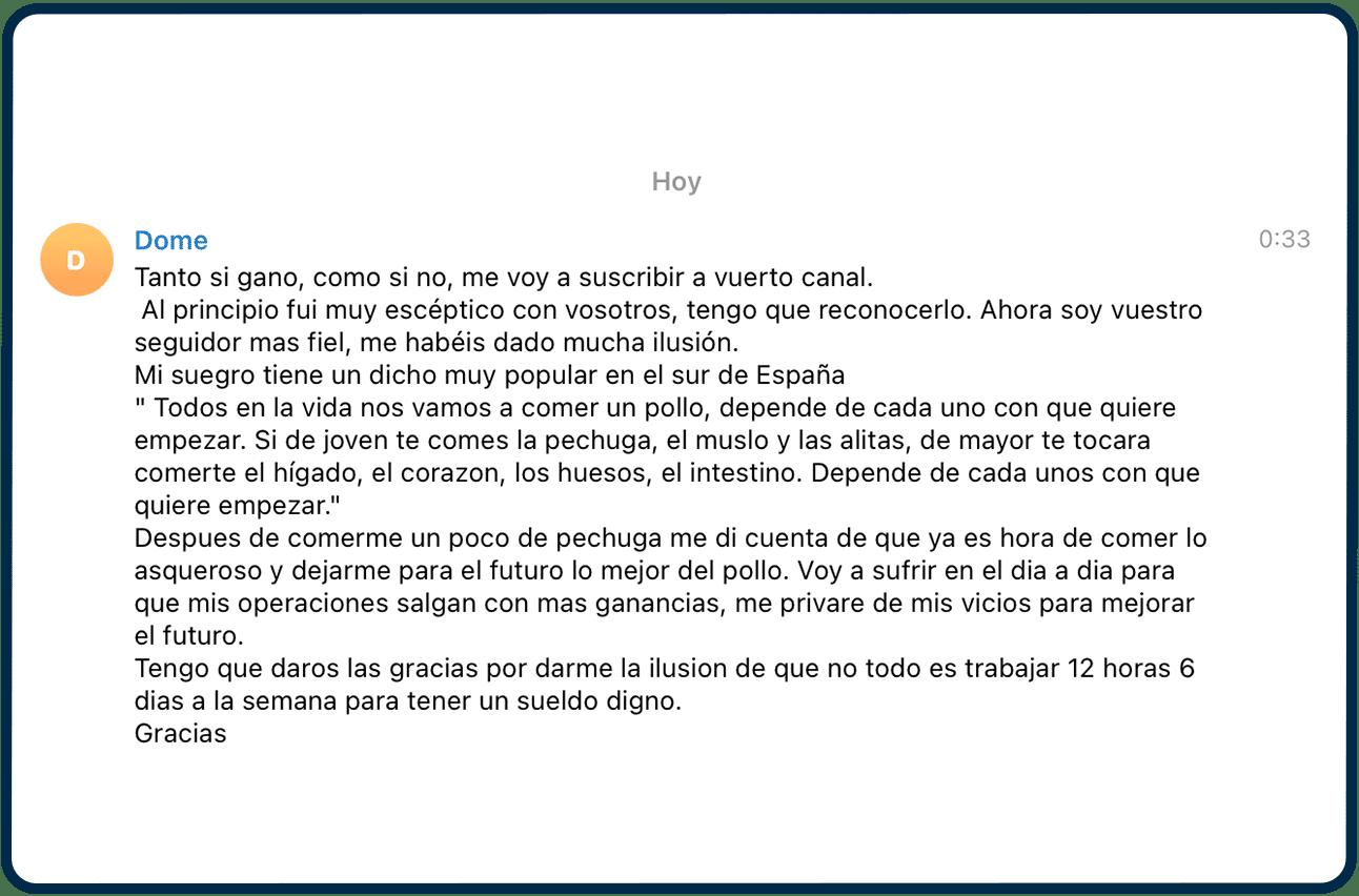 Testimonio 19